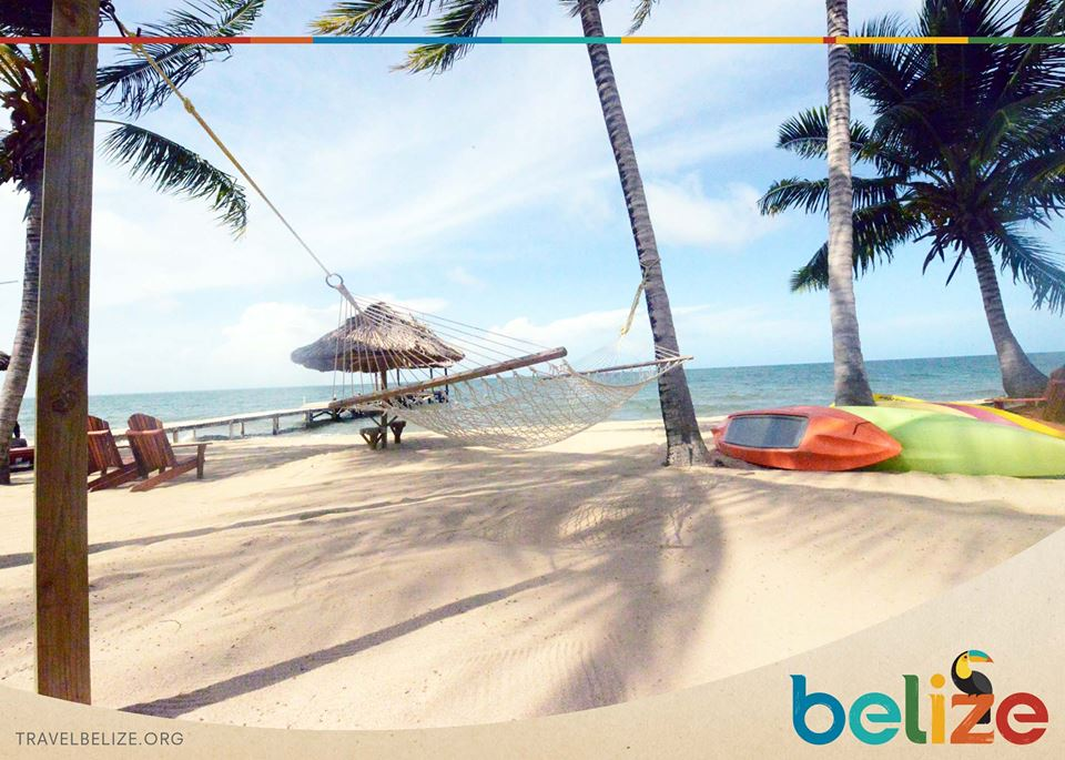 belize sandy beaches