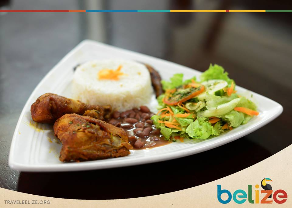 belizean rice and beans