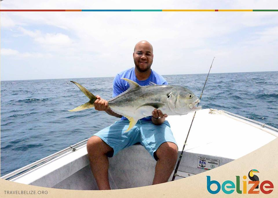 fishing vacations in belize