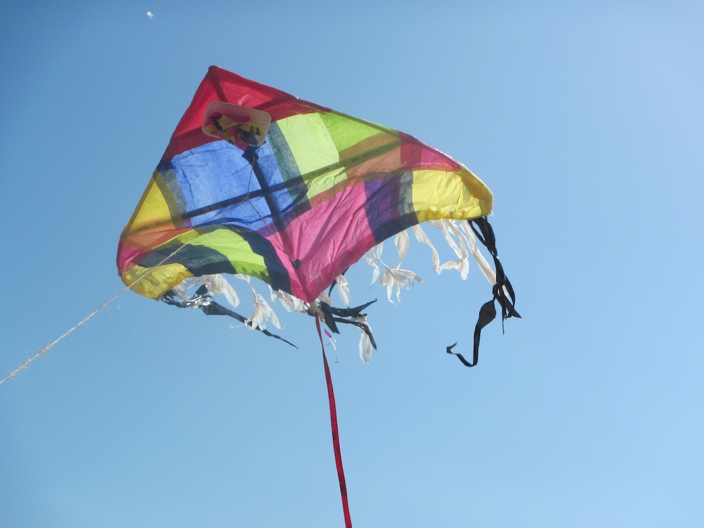 Handmade kites