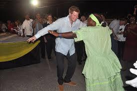 Prince Harry Belize