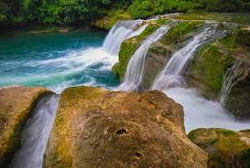 Hidden rivers and jungle waterfalls