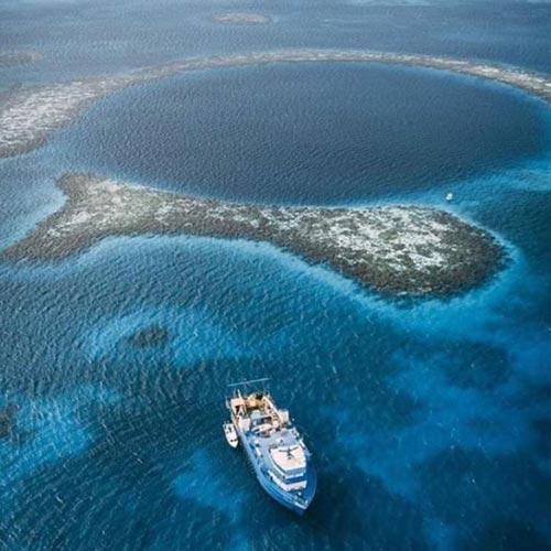 Belize Blue Hole Diving tours