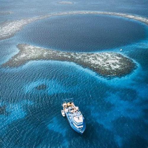 Belize Blue Hole tours