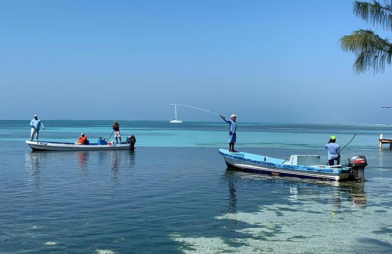 Belize Fishing Tours