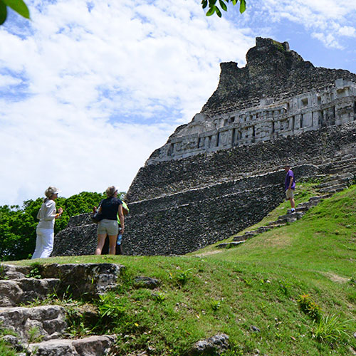 Belize inland adventure tours ruins