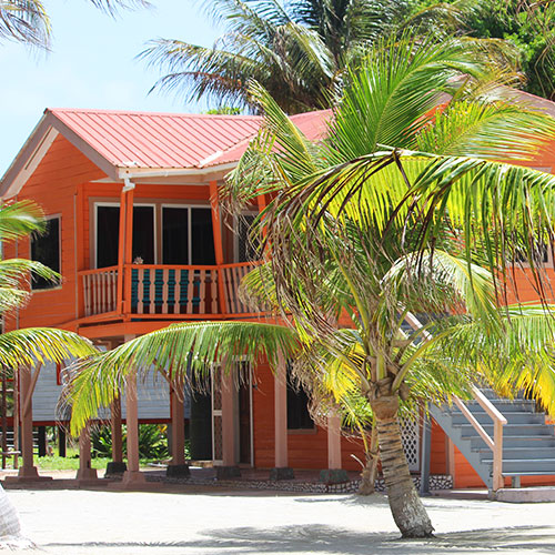 Belize Island Accommodations