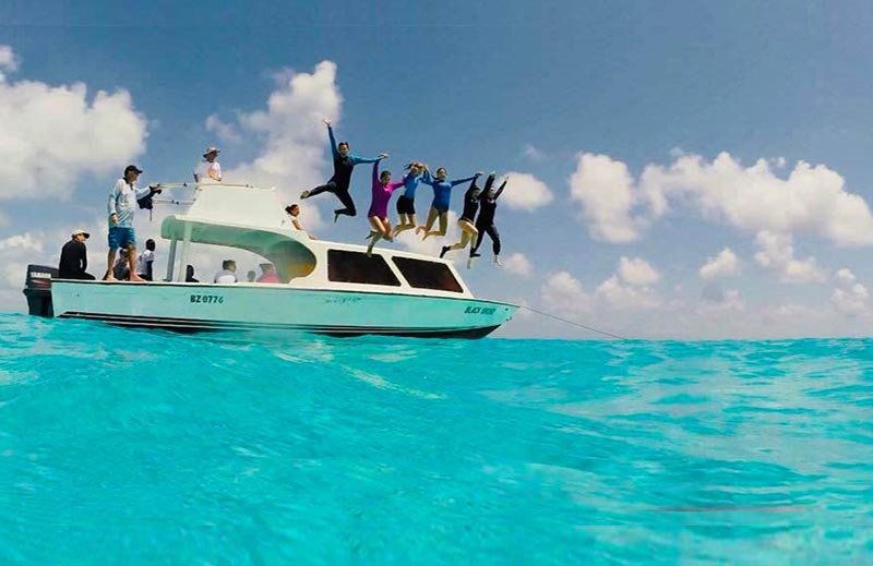 Belize Island Rental Package