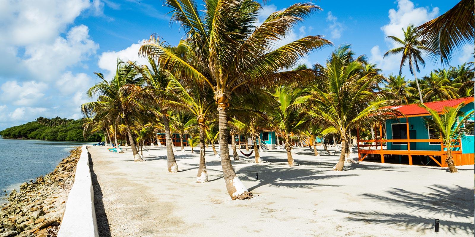 Belize Island Resort Amenities