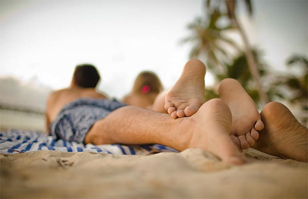 Belize Island Resort - honeymoon
