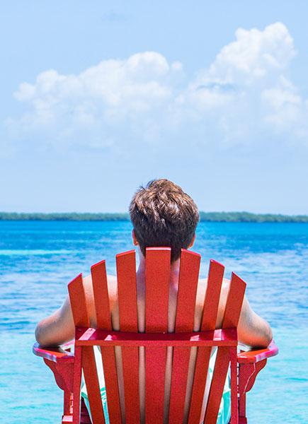 Belize Island Resort - relax