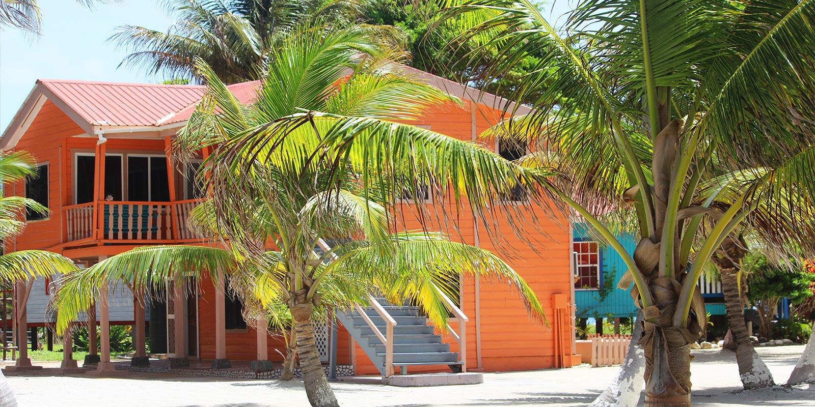Belize Island Standard Rooms