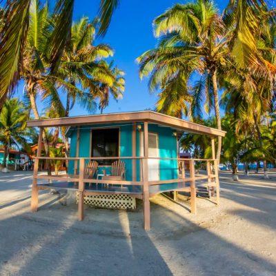 Belize Private Island Cabana