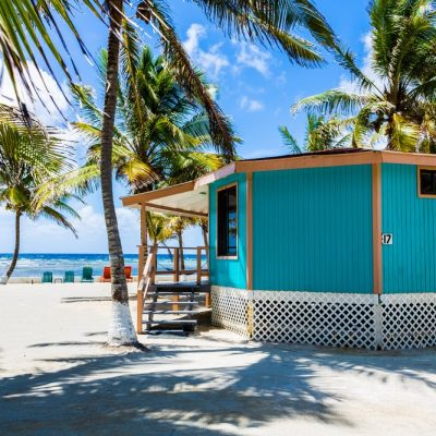 Belize Private Island Cabana