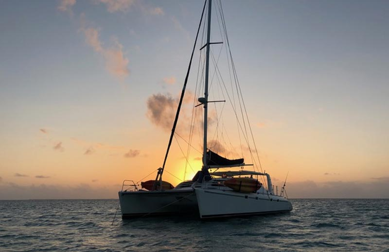 Belize Sailing Package