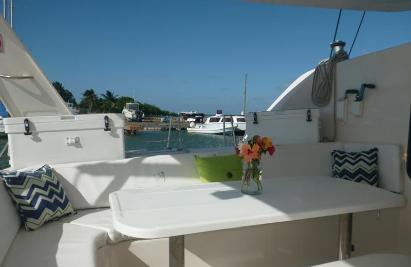 Belize Sailing Package