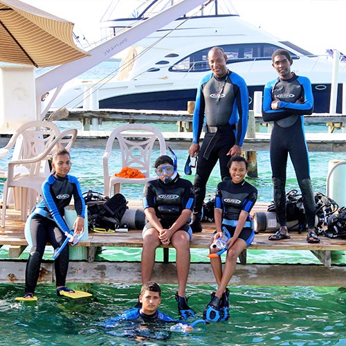 Belize Scuba Diving Certification