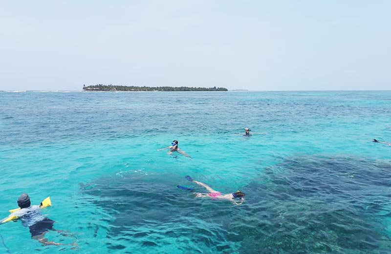 Belize Snorkeling Package