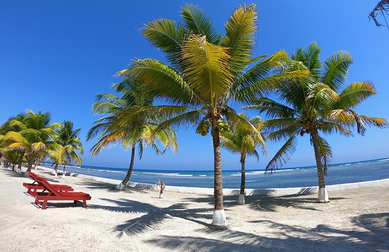South Water Caye Belize Island Resort