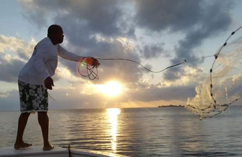 Belize Reef Fishing Package