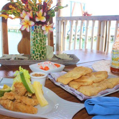 Belize Island Restaurant