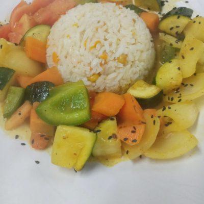 Belize dining vegetarian