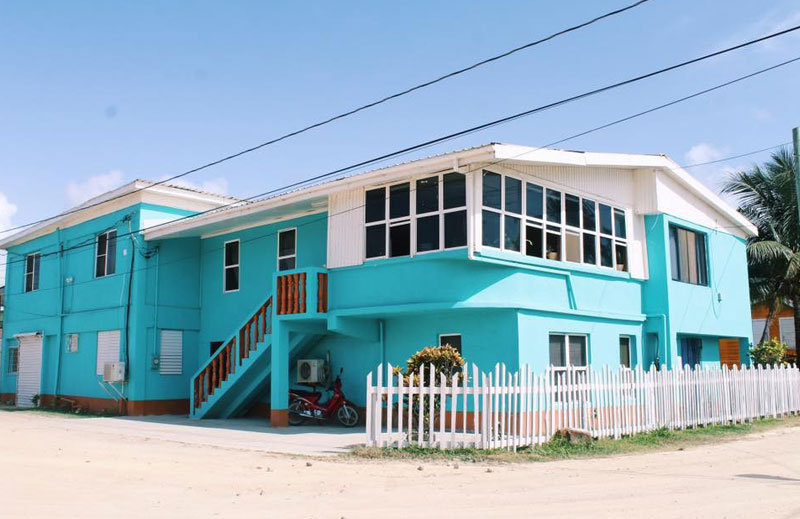 South Water Caye Belize Island Resort Bonefish