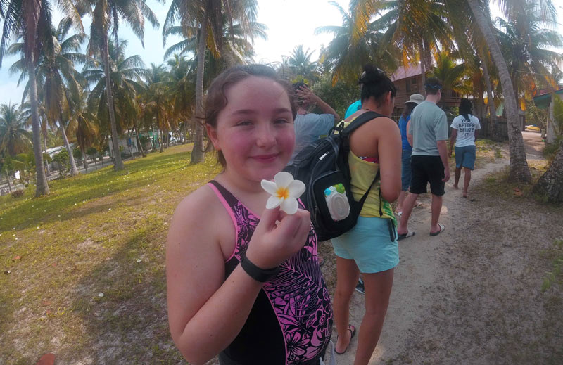 Belize all inclusive packages family