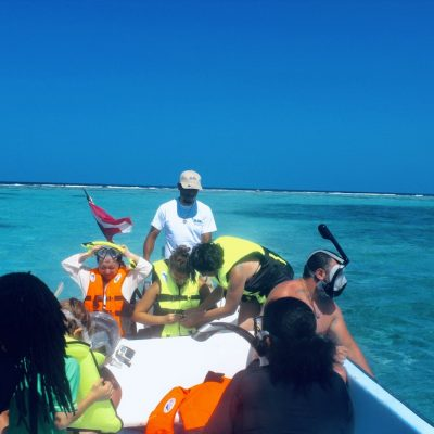 Belize snorkeling Tour