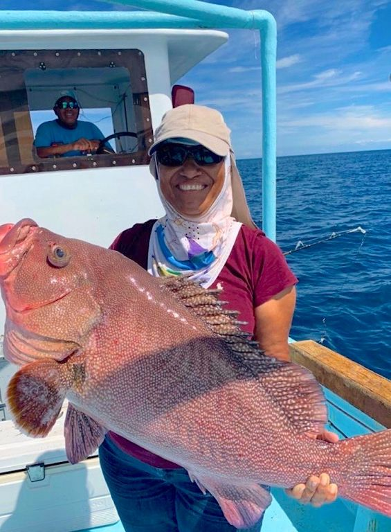 Belize deep sea fishing tours