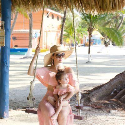 Belize family