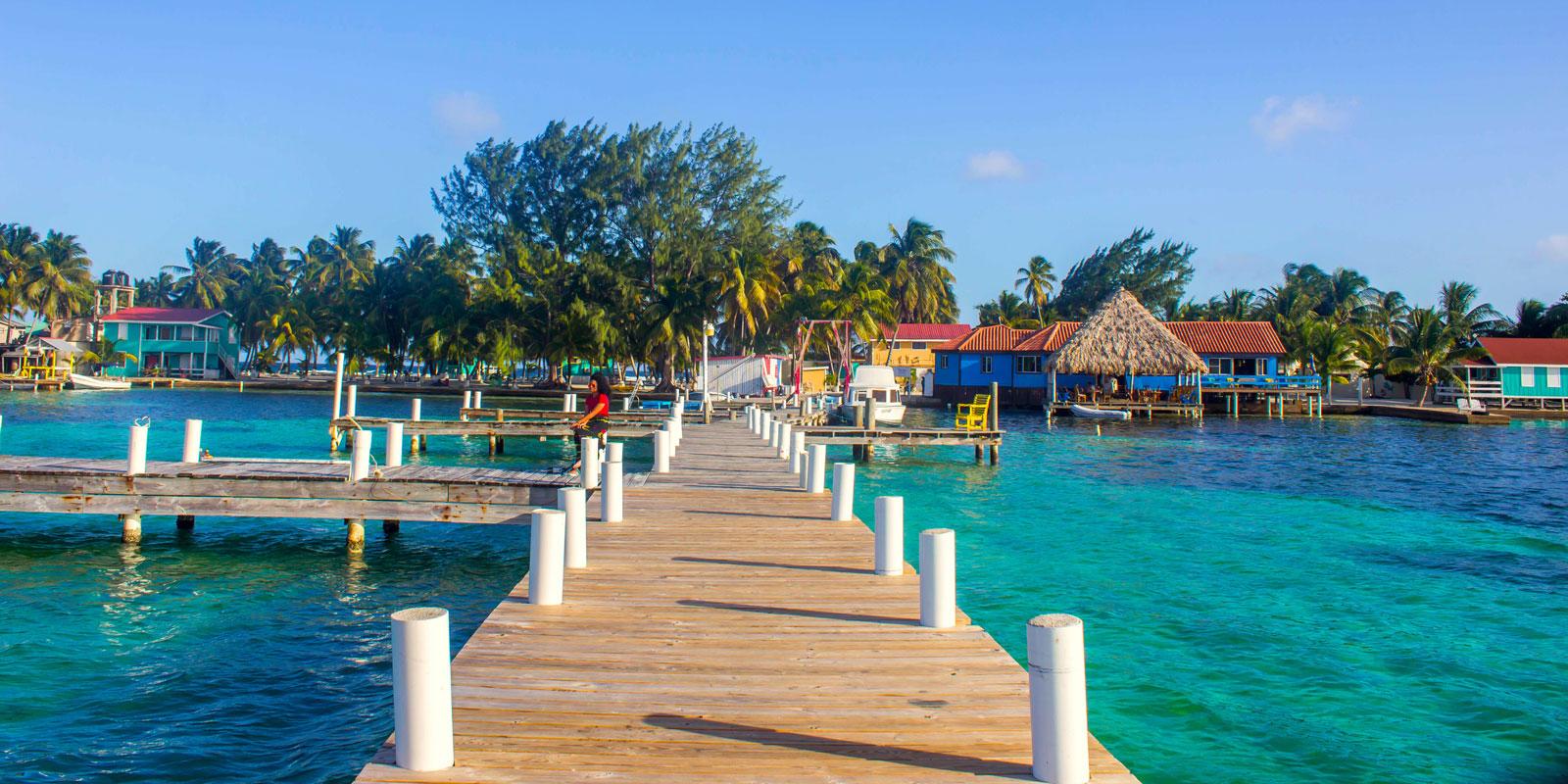 BLUE MARLIN BEACH RESORT - A Belize Private Island Resort
