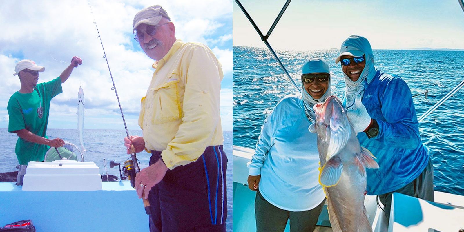 Belize reef bottom fishing tours